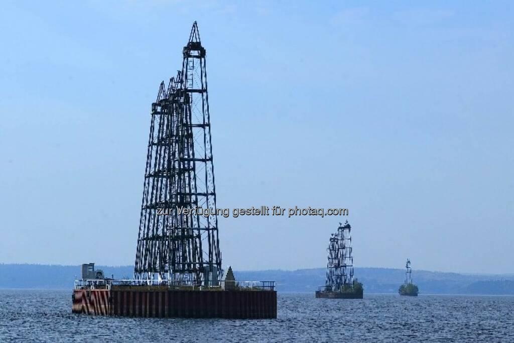 Erdölförderung, Meer, © Lukoil (Homepage) (22.01.2014)