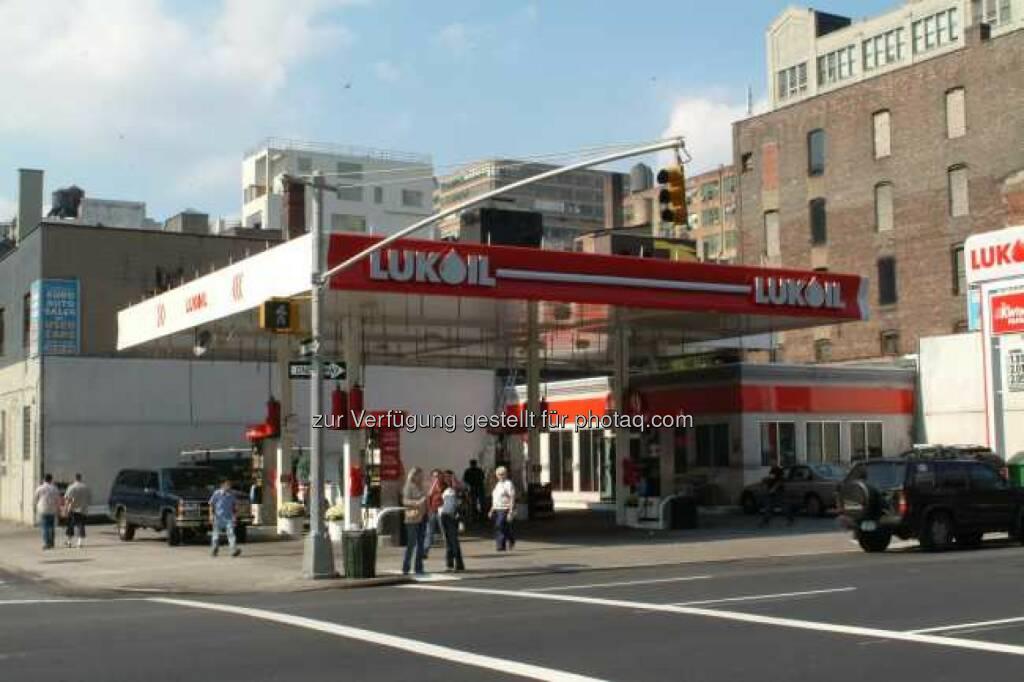 Lukoil Tankstelle in den USA, © Lukoil (Homepage) (22.01.2014)