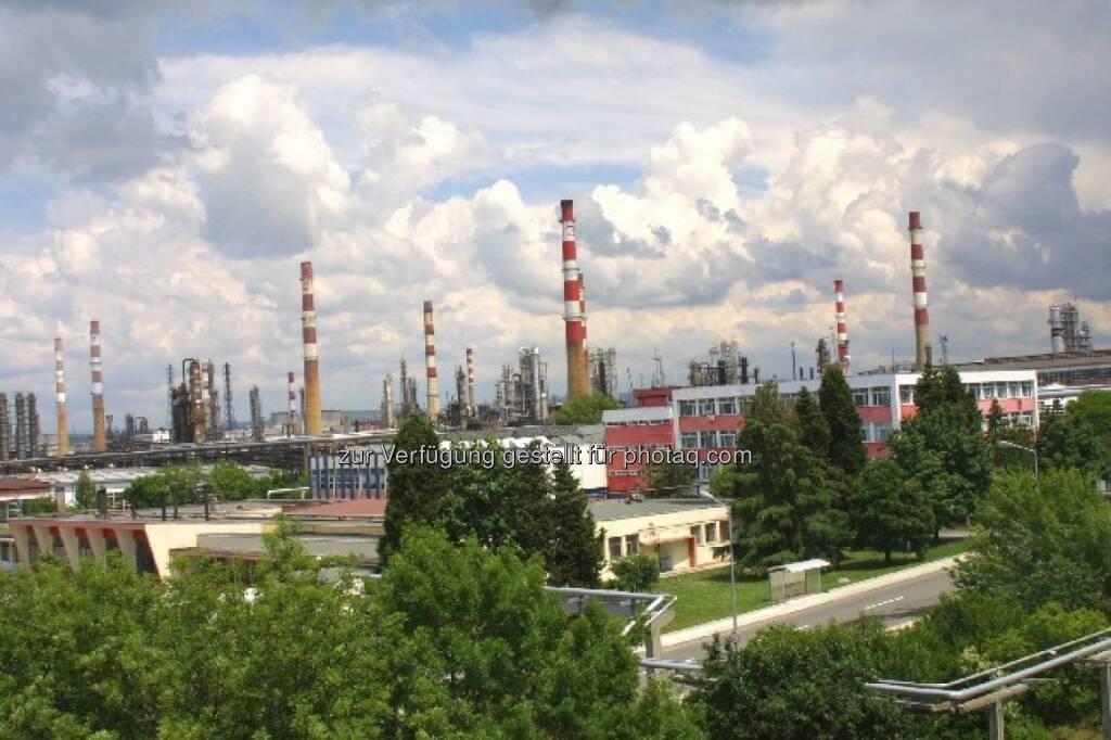 Lukoil Burgas Raffinerie, Bulgarien , © Lukoil (Homepage) (22.01.2014)