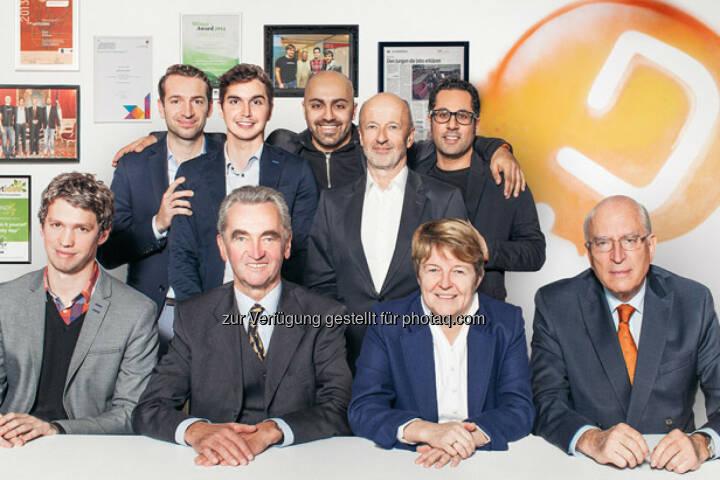 Ali Mahlodji´s whatchado hat mit Brigitte Ederer (Ex-Siemens), Peter Püspök (OikoCredit) und Claus Raidl (Ex-Böhler-Chef) prominente Investoren bekommen