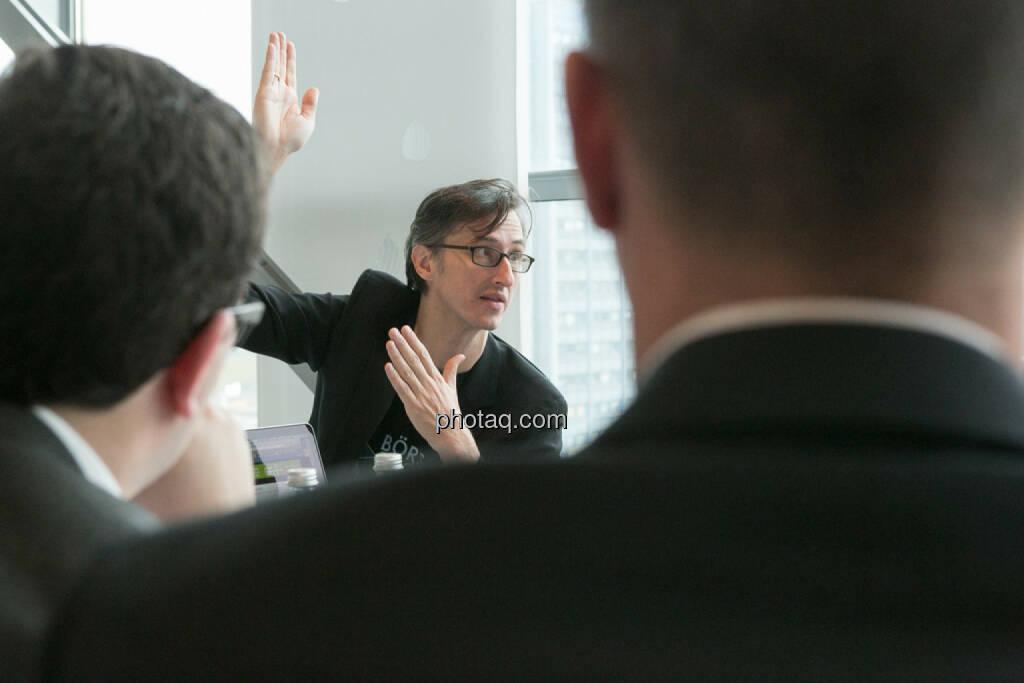 Josef Chladek, © finanzmarktfoto.at/Martina Draper (24.01.2014)
