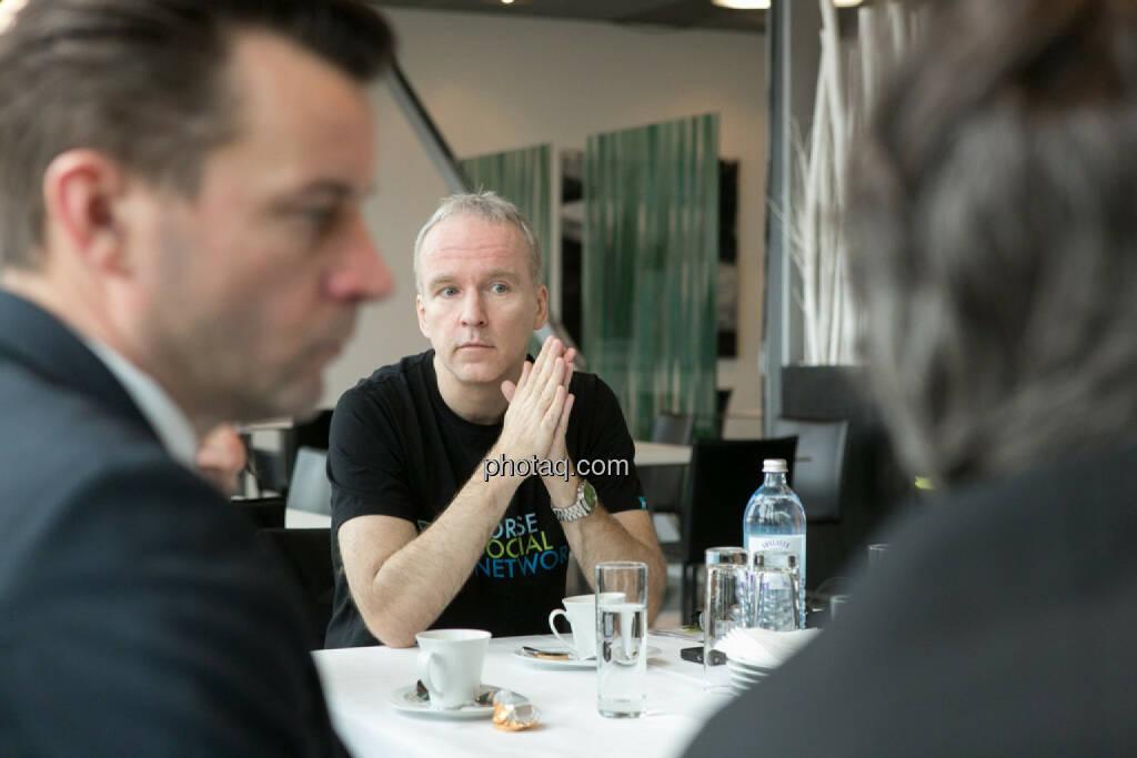 Christian Drastil, © finanzmarktfoto.at/Martina Draper (24.01.2014)