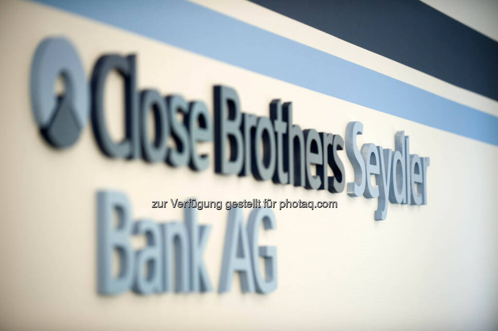 Close Brothers Seydler Bank AG, Firmenlogo, © Close Brothers Seydler Bank AG (Homepage) (25.01.2014)