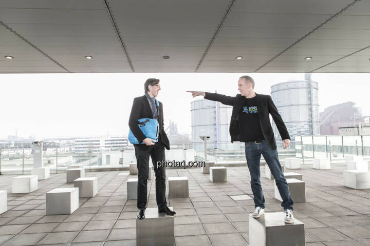 Josef Chladek, Christian Drastil - aus finanzmarktfoto.at wird http://www.photaq.com