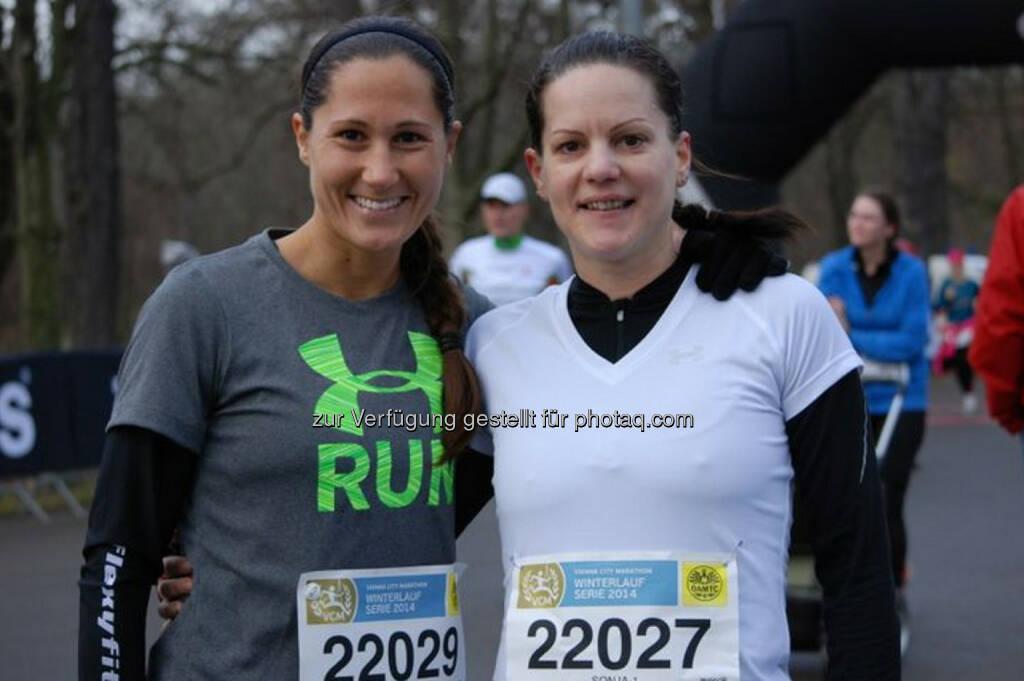 links: Monika Kalbacher, VCM Winterlauf 1, viele weitere Bilder unter: http://www.maxfun.at/videos/bilder.php?aid=1367 , © maxFun.cc GmbH (26.01.2014)