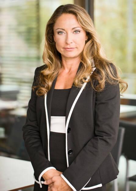 Marion Maurer, Director of Human Ressources McDonald's Österreich, © McDonald's (Homepage) (26.01.2014)