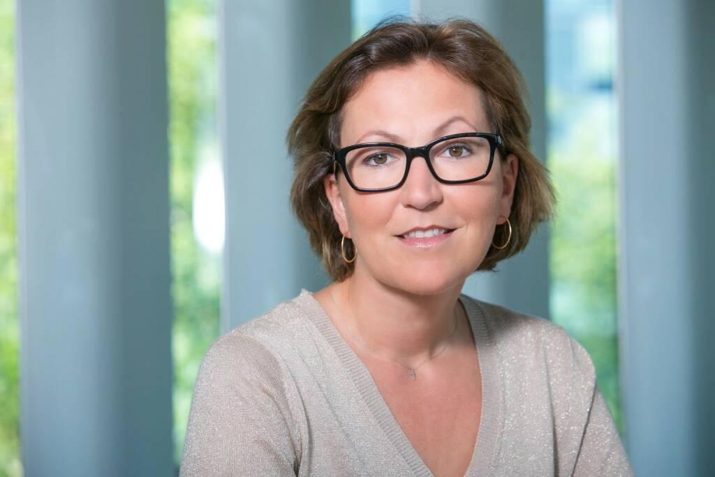 Ursula Riegler, Department Head Communications & CR McDonald's Österreich, (C) Christian Husar, © McDonald's (Homepage) (26.01.2014)