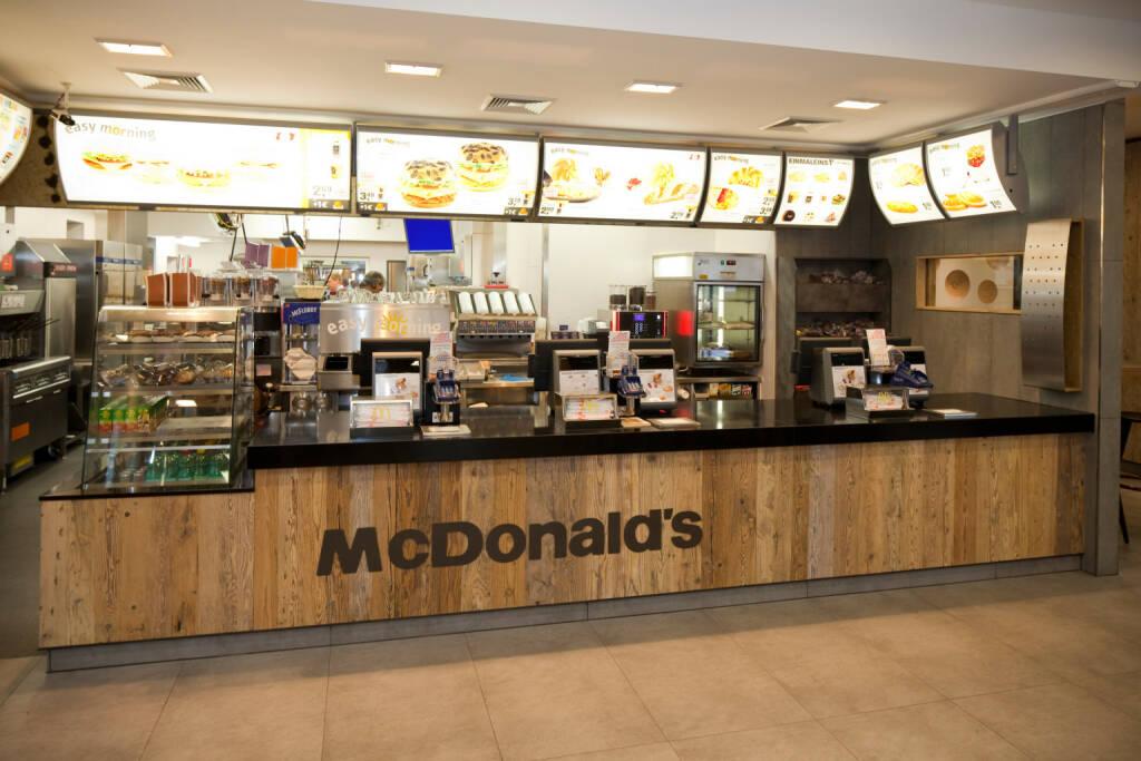 McDonalds; Völkermarkt, (C) Christian Husar, © McDonald's (Homepage) (26.01.2014)