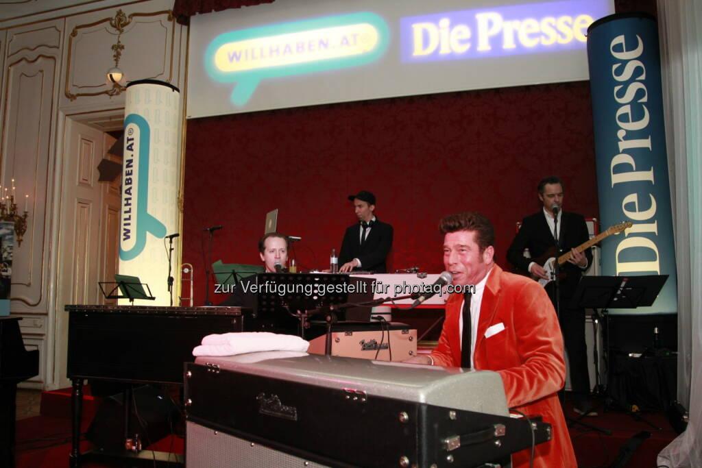 Mat Schuh, Immobilienball 2014 (Foto: epmedia) (27.01.2014)