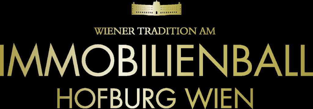 Immobilienball Hofburg Wien - Logo (27.01.2014)