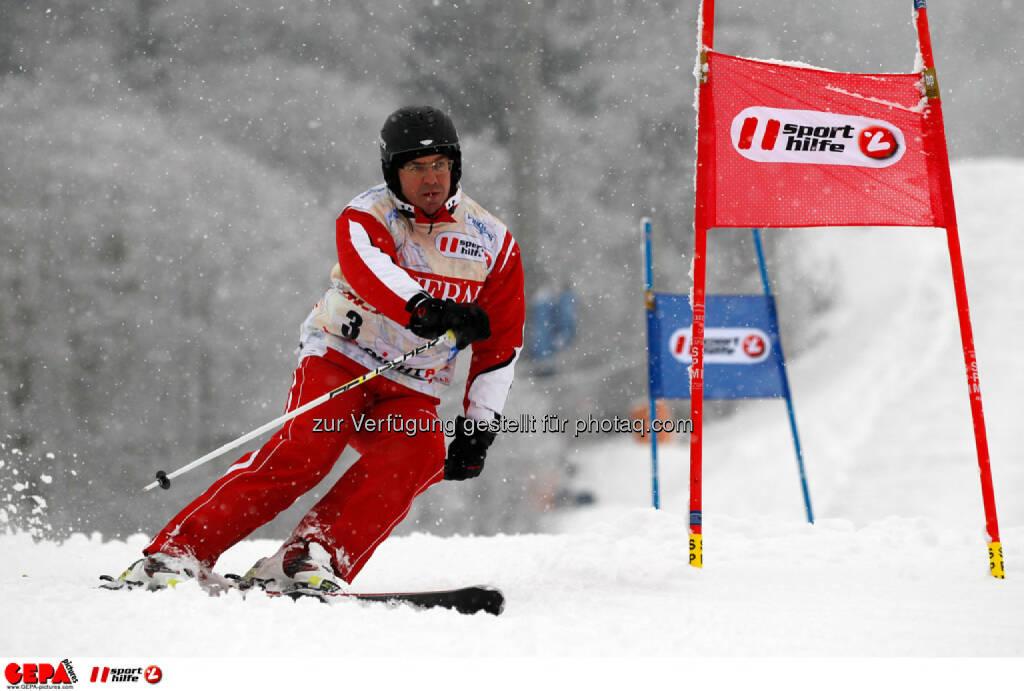 Sporthilfe Charity Race. Bild zeigt Harald Treiber. Foto: GEPA pictures/ Harald Steiner, © GEPA/Sporthilfe (27.01.2014)