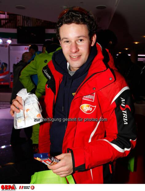 Sporthilfe Charity Race. Bild zeigt Paul Lichter. Foto: GEPA pictures/ Harald Steiner, © GEPA/Sporthilfe (27.01.2014)