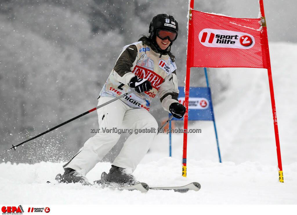 Sporthilfe Charity Race. Bild zeigt Magdalena Lobnig (AUT). Foto: GEPA pictures/ Harald Steiner, © GEPA/Sporthilfe (27.01.2014)