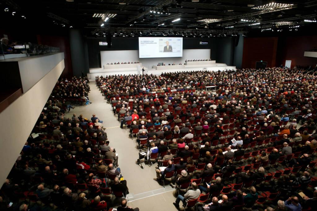 ordentliche Hauptversammlung ThyssenKrupp AG, (© ThyssenKrupp AG,http://www.thyssenkrupp.com/de/presse/bilder.html&photo_id=1483), © ThyssenKrupp AG (28.01.2014)