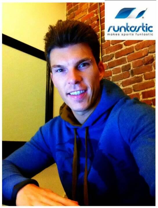 Florian Gschwandtner, Runtastic (29. Jänner), finanzmarktfoto.at wünscht alles Gute!