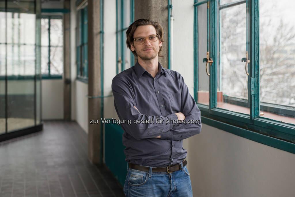 Peter Gollowitsch,  der Gründer und Gesellschafter von BDF-net kehrte Wien mit Jahresende 2013 den Rücken, verließ seine Agentur, um seine Karriere bei Netural fortzustricken. Er verstärkt das Team von Netural Linz als Stratege und Berater. Fotocredit: Netural (29.01.2014)