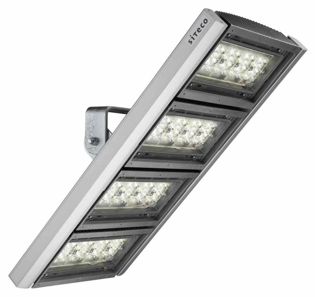 Licht in Sport-Arenen: LED-Fluter Sicompact FL Midi S, Osram Licht AG, © Osram Licht AG (Homepage) (29.01.2014)