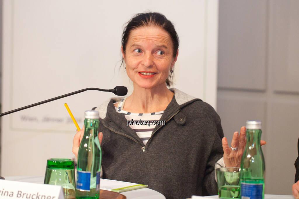 Regina Bruckner, © Michaela Mejta für finanzmarktfoto.at (30.01.2014)