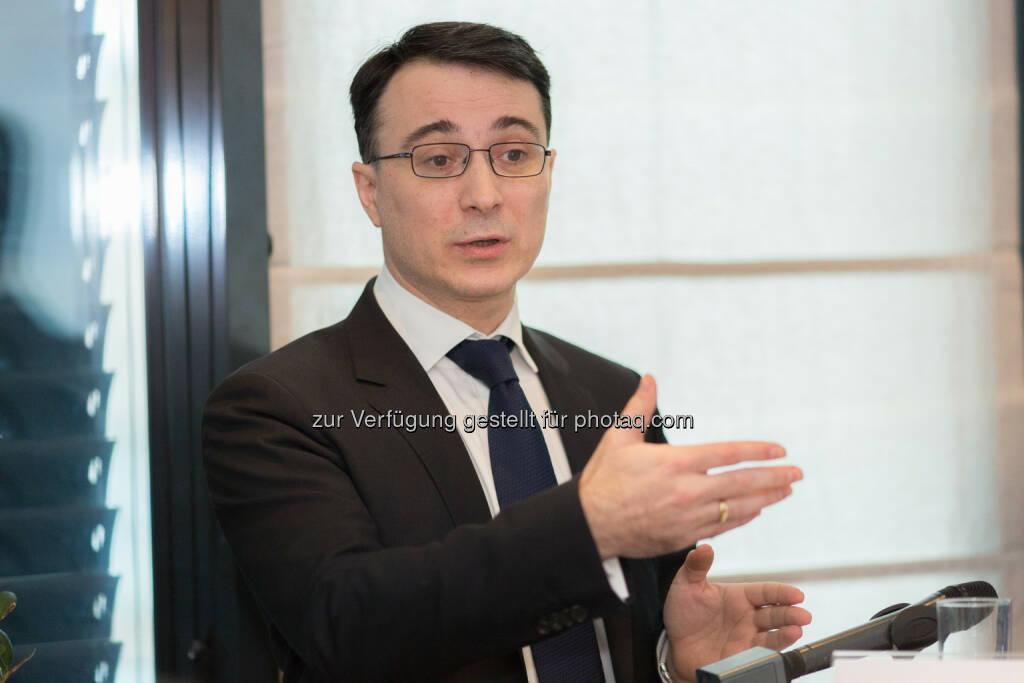 Alexandre Dimitrov, Senior Osteuropa-Aktienfondsmanager Erste-Sparinvest, © Erste-Sparinvest (31.01.2014)