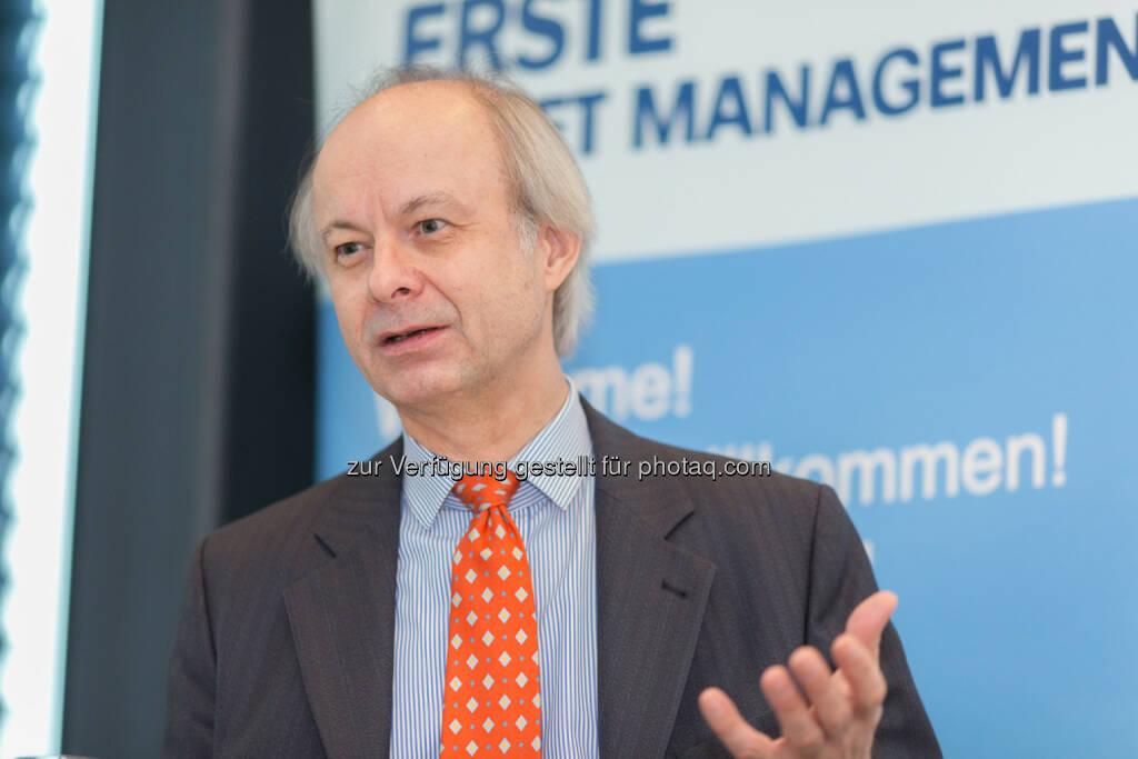 Peter Szopo, Russland Experte und Spezialist für Aktien aus Osteuropa, © Erste-Sparinvest (31.01.2014)