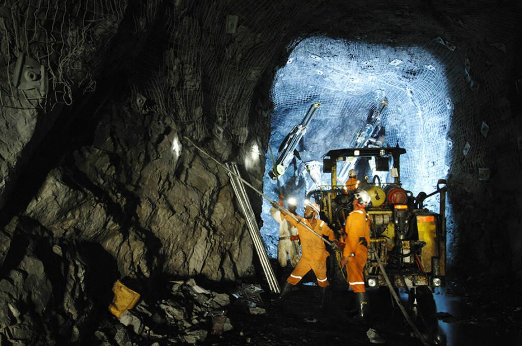 Porgera Goldmine in Papua Neu Guinea, Goldförderung, © Barrick Gold Corporation (homepage) (03.02.2014)