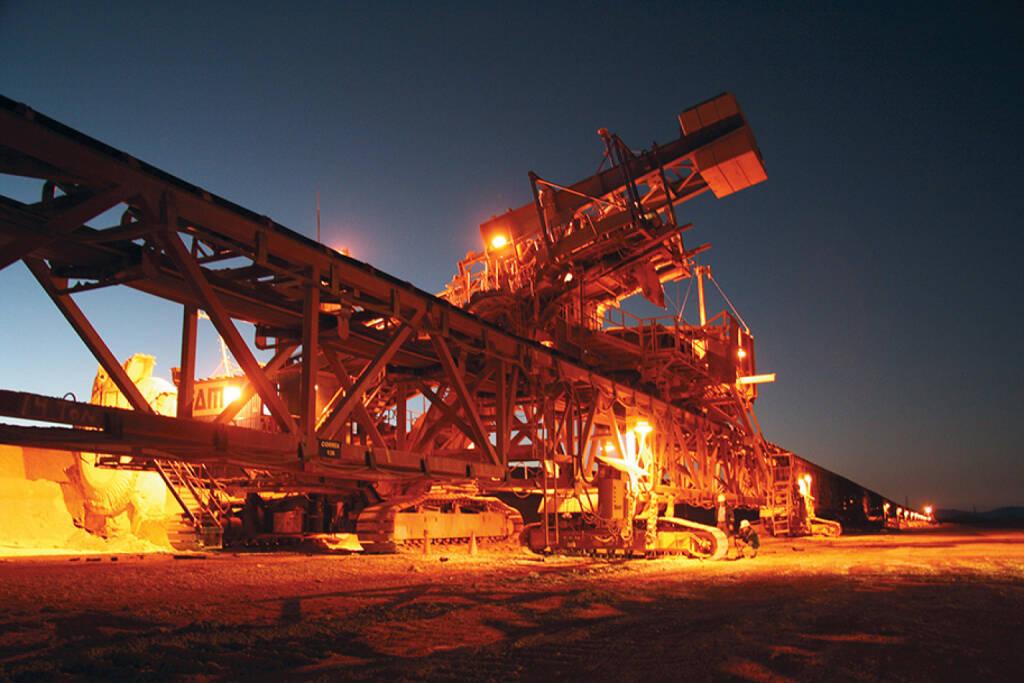Kupferabbau in Chile, © Barrick Gold Corporation (homepage) (03.02.2014)