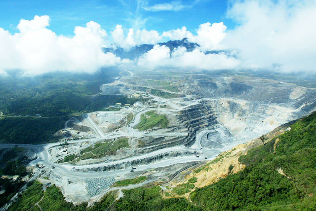 Pargera Gold Mine, Papua Neu Guinea, (C) Getty Images, © Barrick Gold Corporation (homepage) (03.02.2014)
