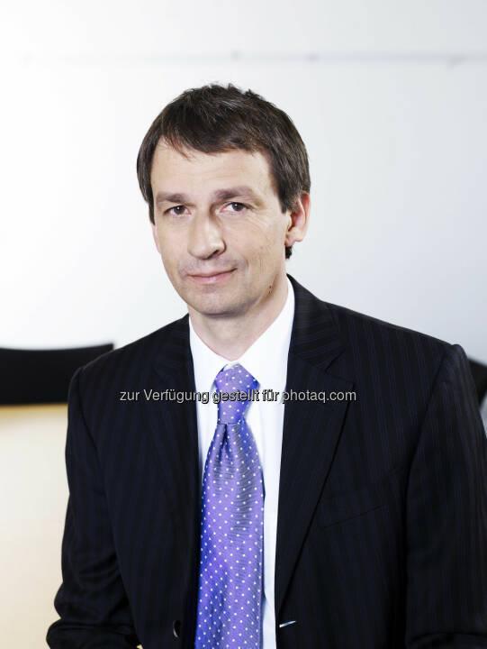 Ralf Schneider verantwortet ab sofort die Konzernleitung des Geschäftsfelds Development der CA Immo