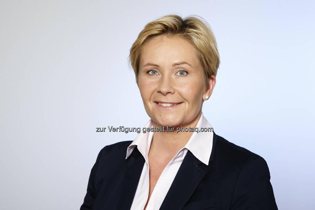S Immo: Doris Kurzreiter ergänzt unter der Leitung von Natascha Blauensteiner das Finanzierungsteam der S Immo AG. Der Verantwortungsbereich der 38-Jährigen umfasst die operative Abwicklung sowie das Monitoring des Konzern-Kreditportfolios (c) Aussendung (03.02.2014)