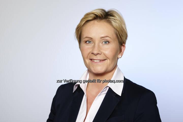 S Immo: Doris Kurzreiter ergänzt unter der Leitung von Natascha Blauensteiner das Finanzierungsteam der S Immo AG. Der Verantwortungsbereich der 38-Jährigen umfasst die operative Abwicklung sowie das Monitoring des Konzern-Kreditportfolios (c) Aussendung