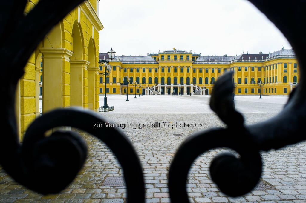 Schloss Schönbrunn, © Martina Draper (03.02.2014)