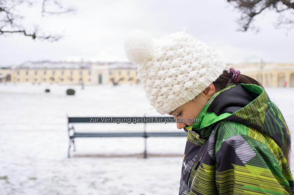 Kälte, traurig, nachdenklich, © Martina Draper (03.02.2014)