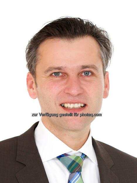 Bernhard Auer verstärkt seit 1.1.2014 die Führung der w&p Zement GmbH, (C) gernot gleiss (03.02.2014)