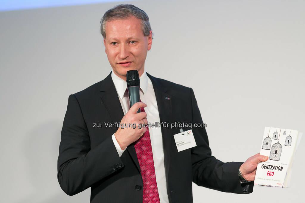 Stefan Haas (CEO TÜV Austria Gruppe), © TÜV Austria/APA-Fotoservice/Schedl (03.02.2014)