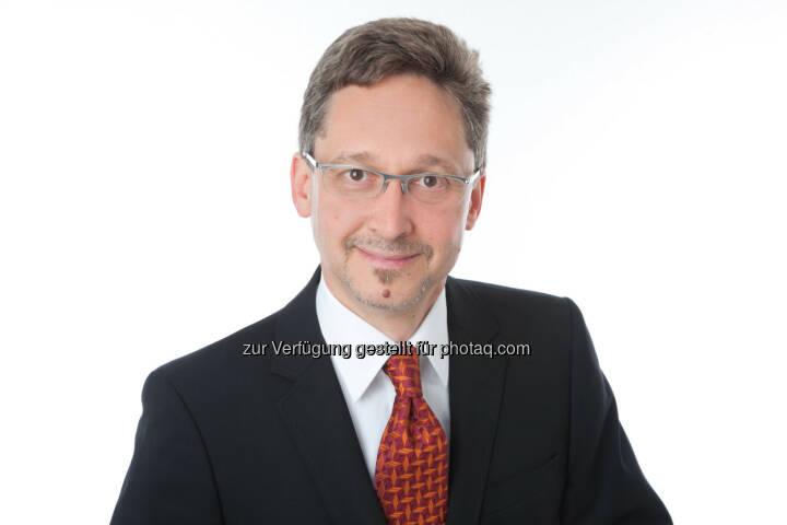 Sven Klaus-Dieter Elbl, neuer Geschäftsführer Info-Techno Baudatenbank (Mondsee b. Salzburg), Fotocredit: Weka Holding