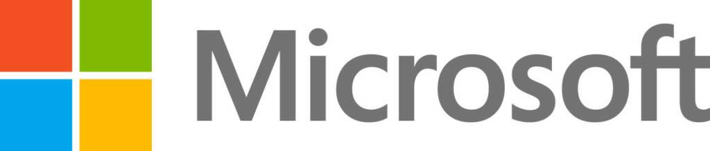 Microsoft Logo, © Microsoft Corp. (Homepage) (04.02.2014)