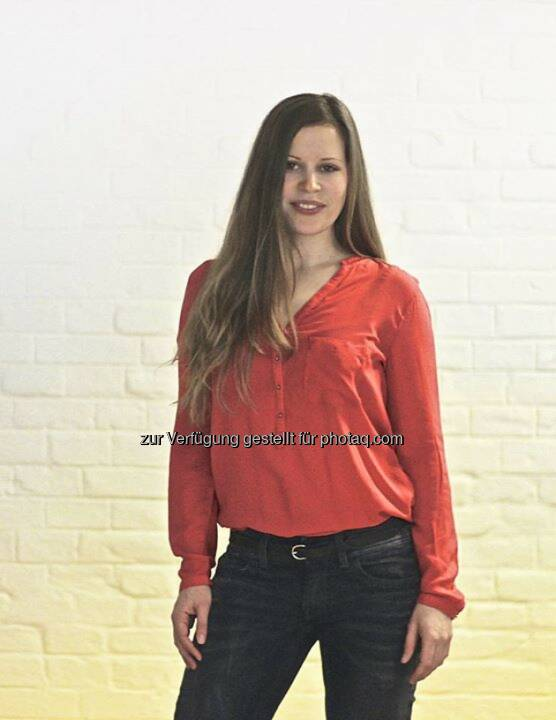 Katharina Klausberger ist mit Shpock beim TV Newcomer Contest 2014 von Deutsche Startups und D.C. Media Networks unter die Top 10 Finalisten gewählt worden. Den Gewinnern winkt ein TV Spot. Wer supporten will: https://www.facebook.com/DC.Media.Networks/app_126231547426086 (c) Foto: Florian Kowatz