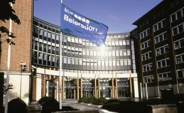 Beiersdorf Zentrale Hamburg