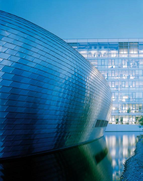 Beiersdorf Forschungszentrum Hamburg