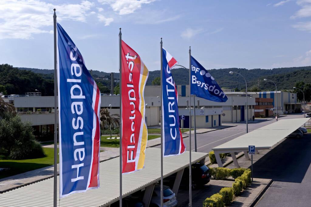 Hansaplast Produktion in Spanien, Beiersdorf, © Beiersdorf AG (Homepage) (06.02.2014)