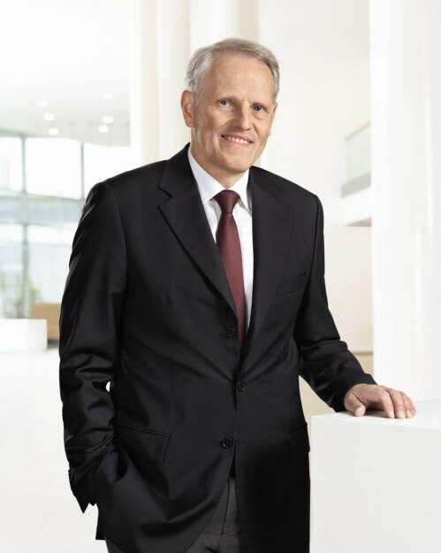 Ulrich Schmidt, Mitglied des Vorstands, Beiersdorf, © Beiersdorf AG (Homepage) (06.02.2014)