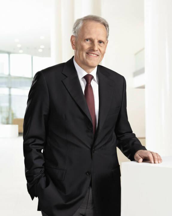 Ulrich Schmidt, Mitglied des Vorstands, Beiersdorf