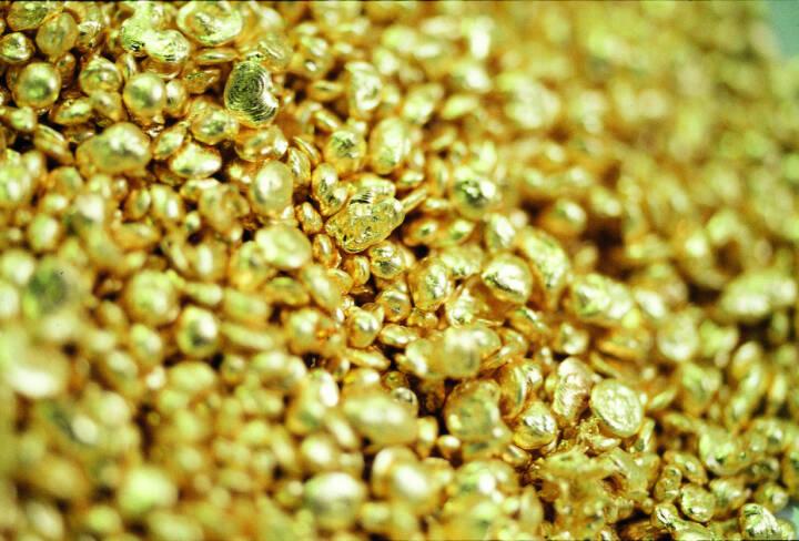 Goldgranalien, Aurubis AG