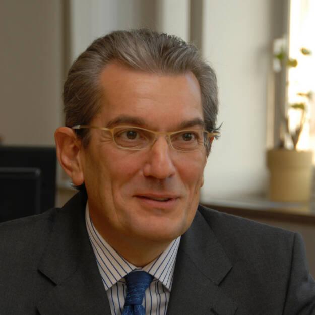 Erwin Faust, Vorstandsmitglied, Aurubis AG, © Aurubis AG (Homepage) (06.02.2014)