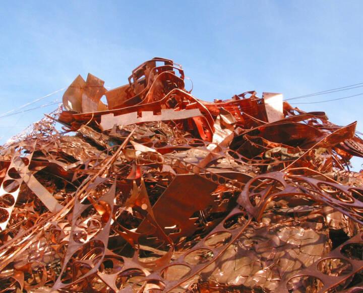 Kupferschrott, Aurubis AG
