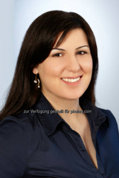 Tamara Gilkarova (Ex-S Immo) neu im IR-Team von Wienerberger (c) Wienerberger (07.02.2014)