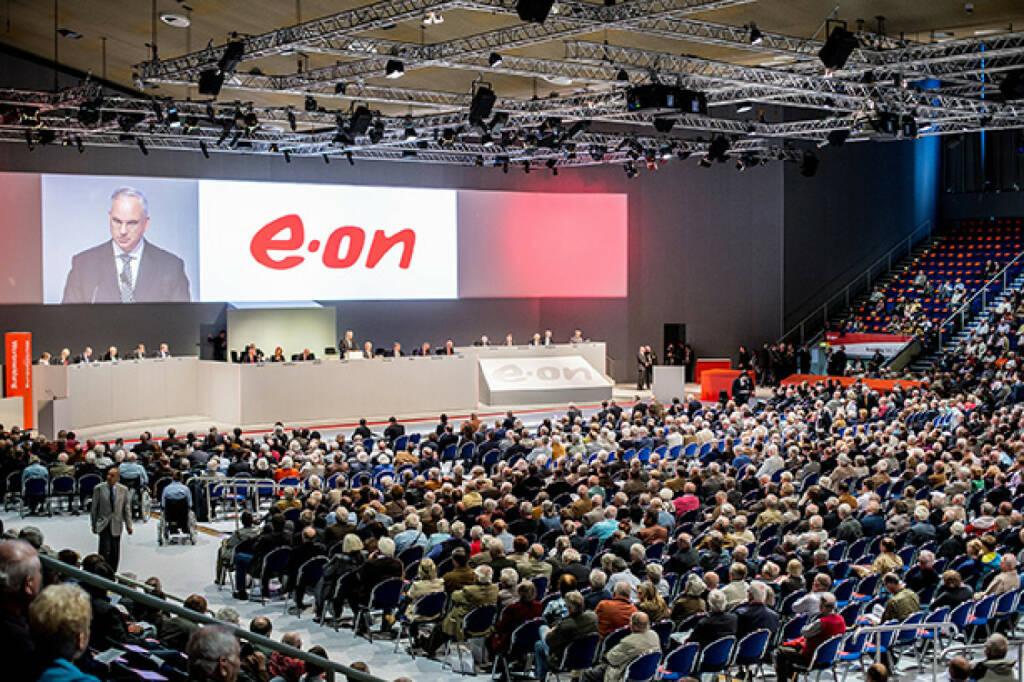 Hauptversammlung E.ON AG, (C) Christian Schlueter, © E.ON AG (Homepage) (08.02.2014)