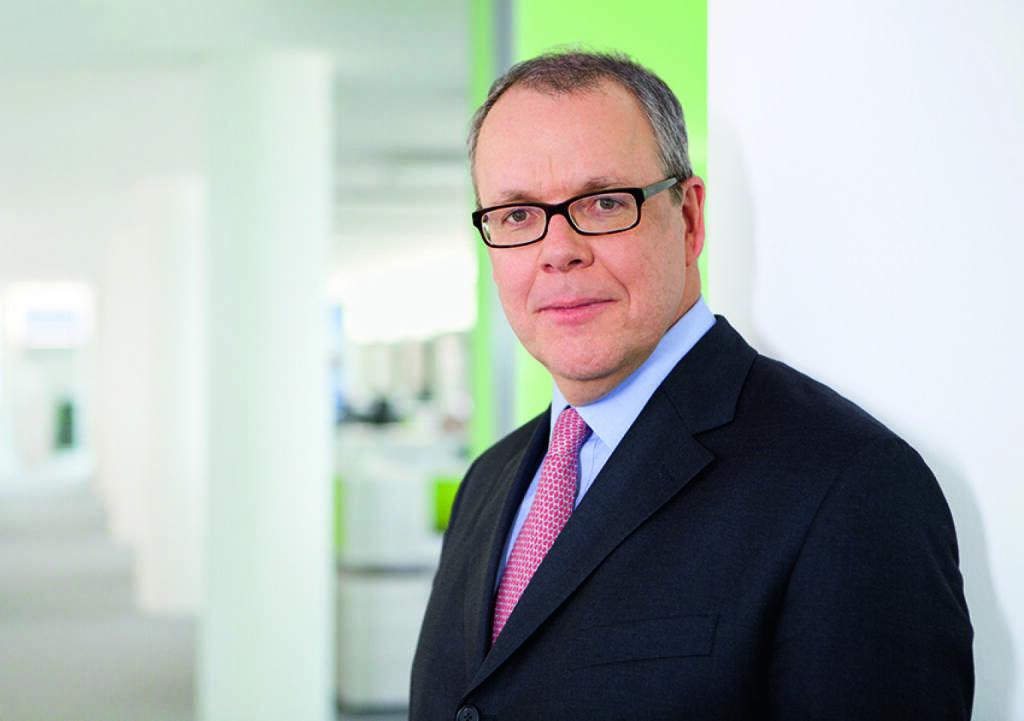Klaus Schäfer, Finanzvorstand E.ON AG, Photographer:www.pschaffrath.de, © E.ON AG (Homepage) (08.02.2014)