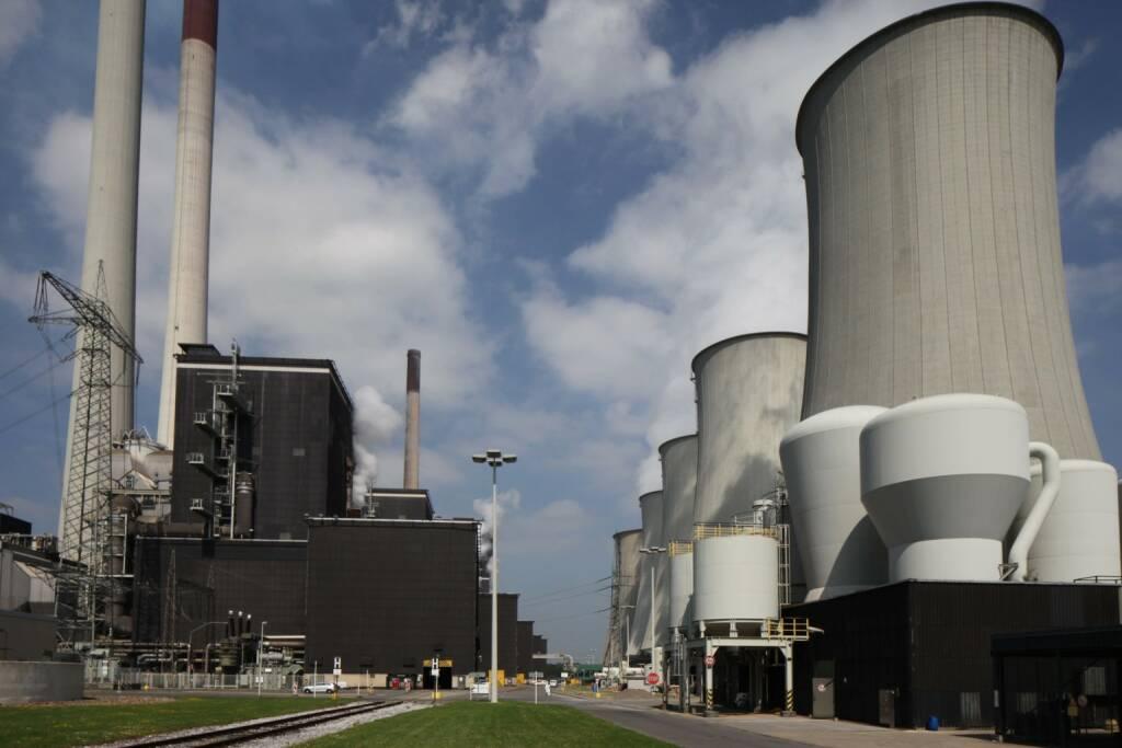 Kraftwerk Scholven, E.ON, © E.ON AG (Homepage) (08.02.2014)