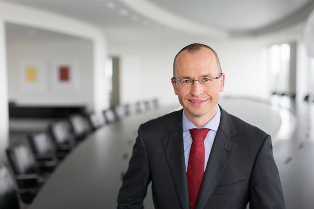 Mike Winkel, Mike Winkel, Mitglied des Vorstands E.ON AG, (C) Christian Schlueter, © E.ON AG (Homepage) (08.02.2014)